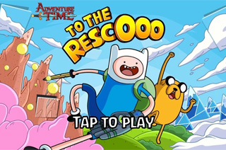 Adventure Time: Finn and Jake To The RescOoo