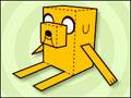 Jake Paper Toy