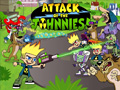 Johnny Test - Attack of the Johnnies