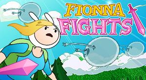 Fionna Fights