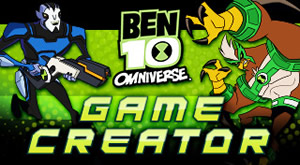Ben 10 Games | Ben 10 Game Creator | Cartoon Network