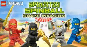 Spinball Snake Invasion