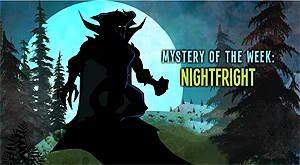 Crystal Cove Online: Nightfright