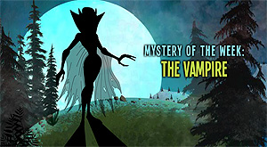Crystal Cove Online: The Vampire