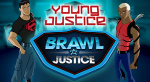Young Justice - Brawl of Justice