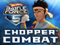 Chopper Combat | Hot Wheels Battle Force 5