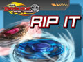 Beyblade Metal Fusion - Rip It