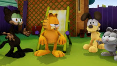 The Garfield Show - Shorts - Party With Friends